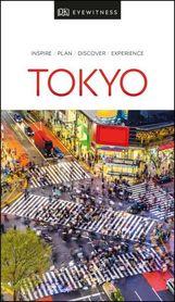 TOKIO TOKYO przewodnik DK 2020