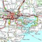 IRLANDIA mapa 1:400 000 MICHELIN 2020 (2)