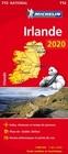 IRLANDIA mapa 1:400 000 MICHELIN 2020 (1)