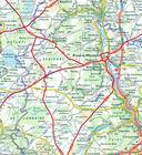 ALZACJA LOTARYNGIA mapa 1:200 000 MICHELIN 2020 (2)
