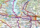WŁOCHY PÓŁNOCNE mapa laminowana 1:650 000 EXPRESSMAP (2)
