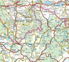 MASYW ŚNIEŻNIKA GÓRY BIALSKIE laminowana mapa turystyczna 1:35 000 COMPASS 2019 (2)