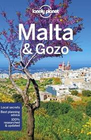 MALTA I GOZO w.7 przewodnik LONELY PLANET 2019
