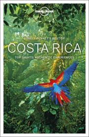 COSTA RICA Best of w.2 przewodnik LONELY PLANET 2018