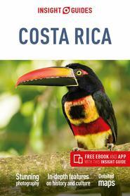 KOSTARYKA COSTA RICA przewodnik INSIGHT GUIDES 2019