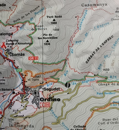 ANDORA mapa turystyczna 1:40 000 ALPINA EDITORIAL (4)