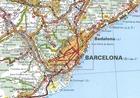 ARAGONIA KATALONIA ANDORA 574 mapa samochodowa 1:400 000 MICHELIN 2018 (2)