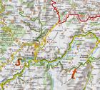 ARAGONIA KATALONIA ANDORA 574 mapa samochodowa 1:400 000 MICHELIN 2018 (3)