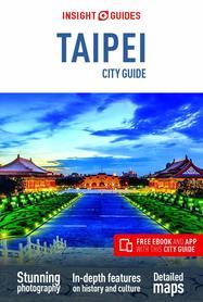 TAIPEI W.4 przewodnik turystyczny INSIGHT 2019