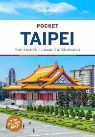 TAIPEI 2 przewodnik POCKET LONELY PLANET 2020