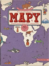 MAPY 66 krajów EDYCJA FIOLETOWA DWIE SIOSTRY 2019