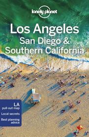 LOS ANGELES SAN DIEGO I POŁUDNIOWA KALIFORNIA przewodnik LONELY PLANET 2018