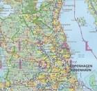 DANIA I KOPENHAGA mapa samochodowa 1:450 000/1:10 000 ITMB (4)