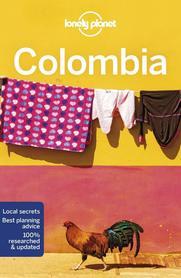 KOLUMBIA 8 przewodnik LONELY PLANET 2018