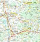 SŁOWACJA mapa samochodowa 1:300 000 MARCO POLO ZOOM (5)