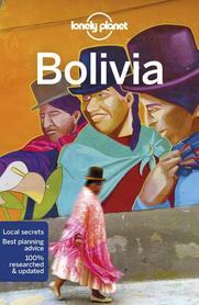 BOLIWIA 10 przewodnik LONELY PLANET 2019