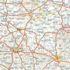 BIAŁORUŚ mapa 1:550 000 REISE KNOW HOW 2018 (4)