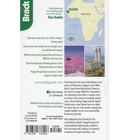 SENEGAL  przewodnik turystyczny BRADT 2019 (2)