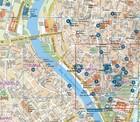 SEWILLA SEVILLA laminowany plan miasta 1:12 500 MICHELIN 2018 (3)