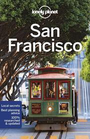 SAN FRANCISCO 12 przewodnik turystyczny LONELY PLANET 2019