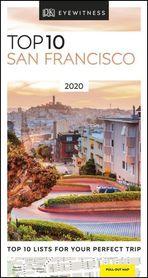 SAN FRANCISCO przewodnik TOP 10 DK 2019