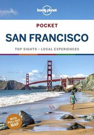 SAN FRANCISCO 7 przewodnik LONELY PLANET POCKET 2019