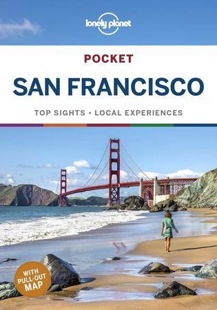 SAN FRANCISCO 7 przewodnik LONELY PLANET POCKET 2019 (1)