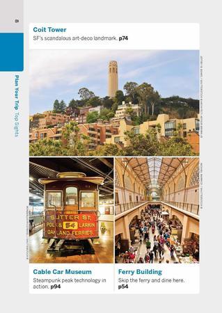 SAN FRANCISCO 7 przewodnik LONELY PLANET POCKET 2019 (6)