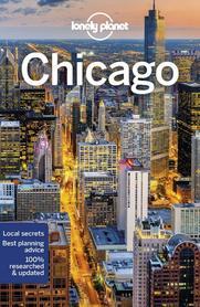 CHICAGO 9 przewodnik LONELY PLANET 2020