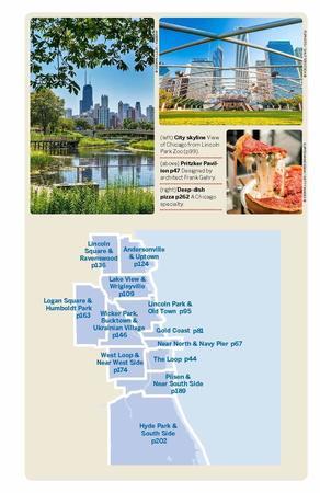 CHICAGO 9 przewodnik LONELY PLANET 2020 (3)