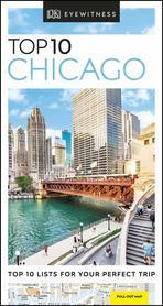 CHICAGO przewodnik TOP 10 DK 2019