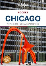 CHICAGO 4 przewodnik POCKET LONELY PLANET 2020