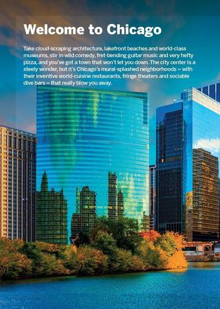 CHICAGO 4 przewodnik POCKET LONELY PLANET 2020 (4)