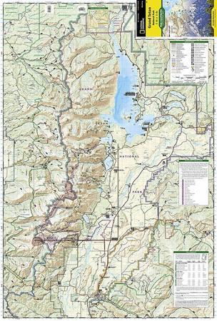 GRAND TETON NP 202 mapa wodoodporna 1:31 680 NATIONAL GEOGRAPHIC 2019 (2)