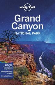 GRAND CANYON NP 5 przewodnik LONELY PLANET 2019