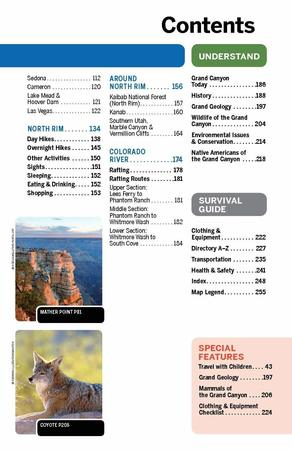 GRAND CANYON NP 5 przewodnik LONELY PLANET 2019 (4)