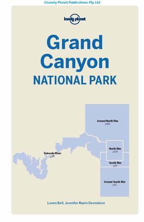 GRAND CANYON NP 5 przewodnik LONELY PLANET 2019 (2)