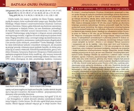 ZIEMIA ŚWIĘTA - ZIEMIA SŁOWA Biblijny przewodnik po Ziemi Świętej TUM 2020 (4)