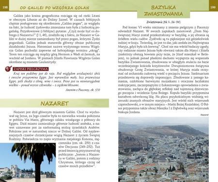 ZIEMIA ŚWIĘTA - ZIEMIA SŁOWA Biblijny przewodnik po Ziemi Świętej TUM 2020 (8)