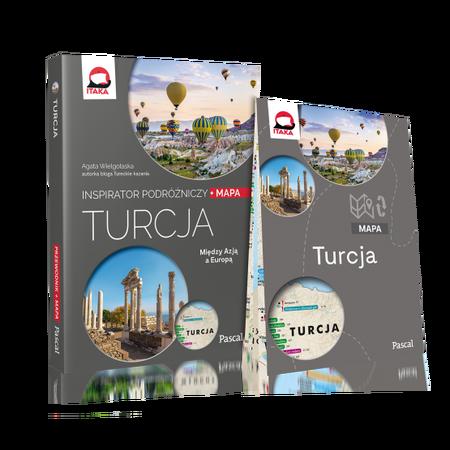 TURCJA Inspirator Podróżniczy PRZEWODNIK PASCAL 2020 (1)
