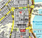 GRAN CANARIA mapa turystyczna 1:50 000 KOMPASS 2019 (4)