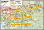 MOUNT TRIGLAV wodoodporna mapa turystyczna 1:25 000 KARTOGRAFIJA (2)