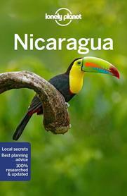 NIKARAGUA 5 przewodnik LONELY PLANET 2019