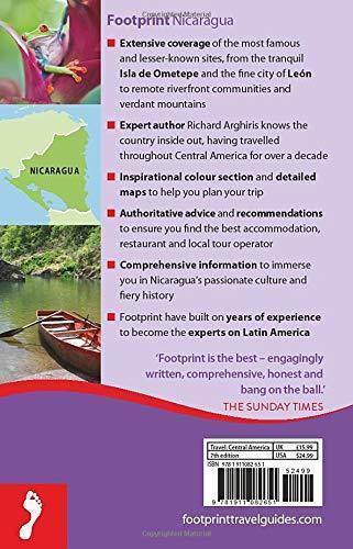NIKARAGUA 7 przewodnik turystyczny FOOTPRINT 2019 (2)