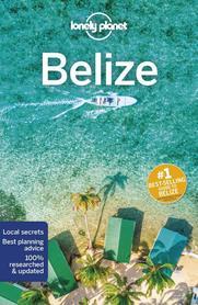 BELIZE 7 przewodnik LONELY PLANET 2019