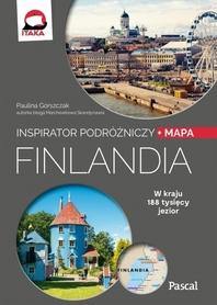 FINLANDIA Inspirator Podróżniczy PRZEWODNIK PASCAL 2020
