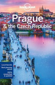 PRAGA I CZECHY 12 przewodnik LONELY PLANET 2017