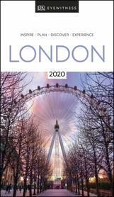 LONDYN 2020 przewodnik turystyczny DK