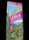 GRUZJA KAUKAZ laminowana mapa turystyczna 1:400 000 EXPRESSMAP 2020 (1)