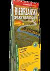 BIEBRZAŃSKI PARK NARODOWY laminowana mapa turystyczna EXPRESSMAP 2020 (1)